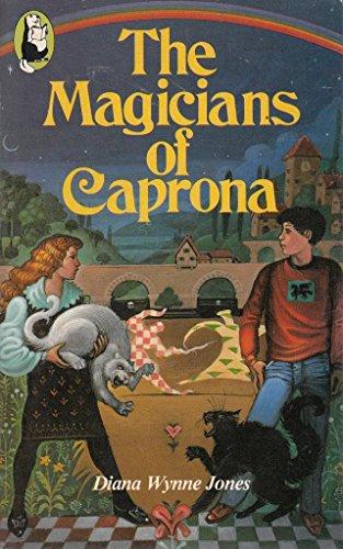 Magicians of Caprona (Beaver Books) (9780600206941) by Jones, Diana Wynne