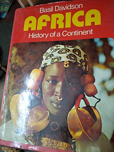 9780600300830: Africa: History of a Continent