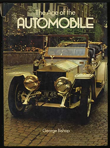 The age of the automobile: Bishop, George