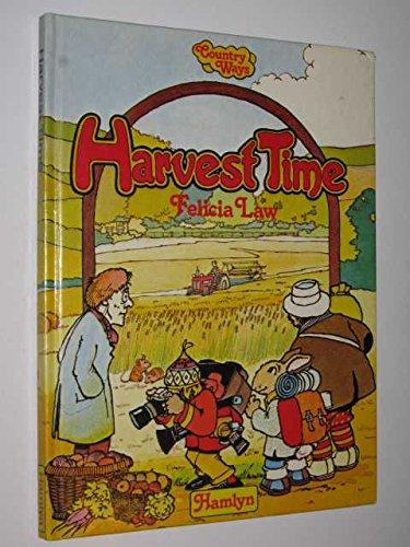 Harvest Festival: Law, Felicia