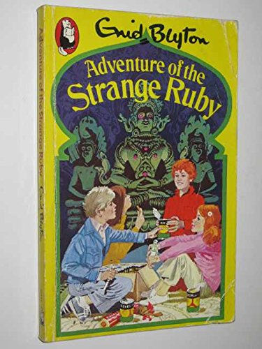 9780600304340: Adventure of the Strange Ruby (Beaver Books)