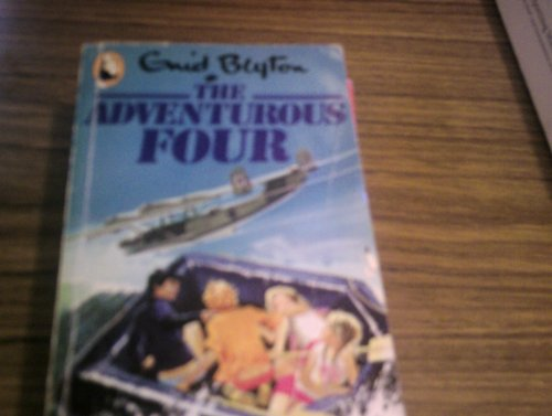 9780600304517: Adventurous Four (Beaver Books)