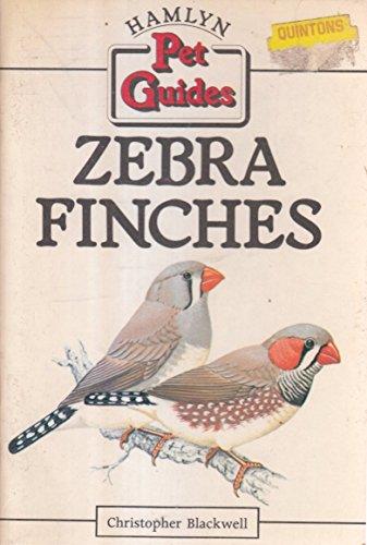 9780600307310: Zebra Finches