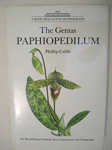 """9780600307501: Paphiopedilum (""""Kew Magazine"""" Monograph)"""