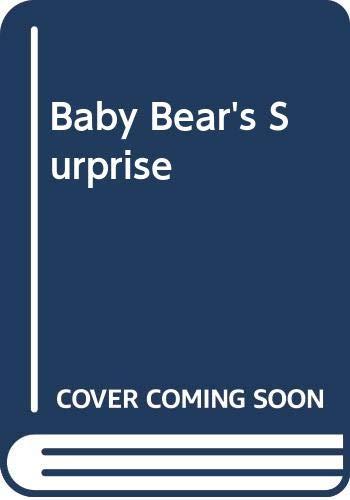 9780600309451: Baby Bear's Surprise