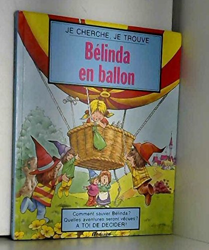 bluebelle and the runaway balloon make your own adventure s by