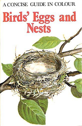 9780600312413: Birds' Eggs and Nests (Concise Guides in Colour)
