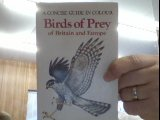 9780600312918: Birds of Prey of Britain and Europe (Concise Guides in Colour)