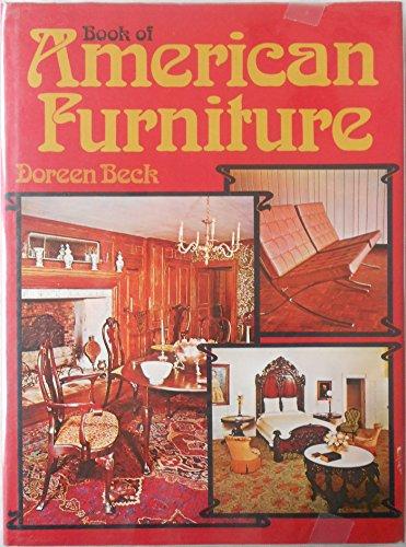 9780600312925: Book of American Furniture