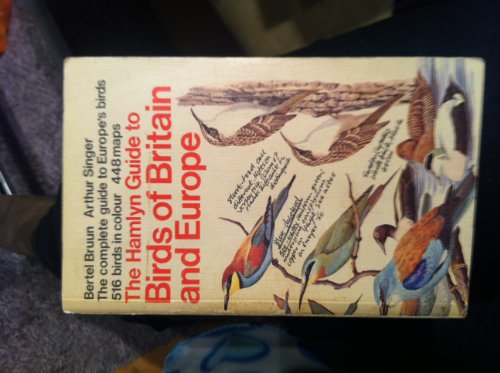 The Hamlyn Guide to Birds of Britain: Bruun, Bertel