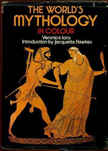 9780600313014: The world's mythology in colour