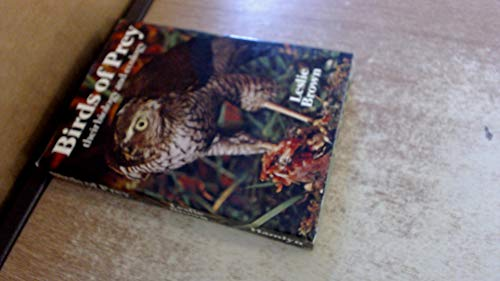 9780600313069: Birds of Prey: Their Biology and Ecology