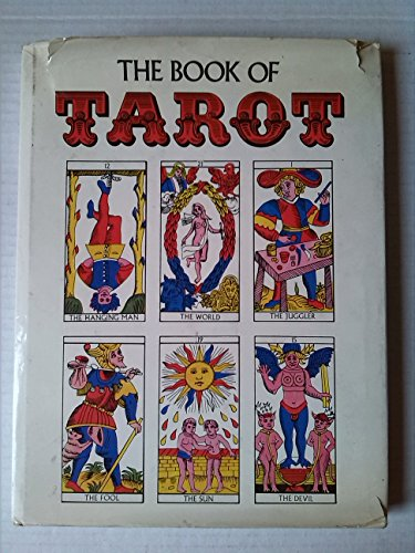 THE BOOK OF TAROT: Gettings, Fred