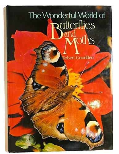 Wonderful World of Butterflies and Moths: Goodden, Robert