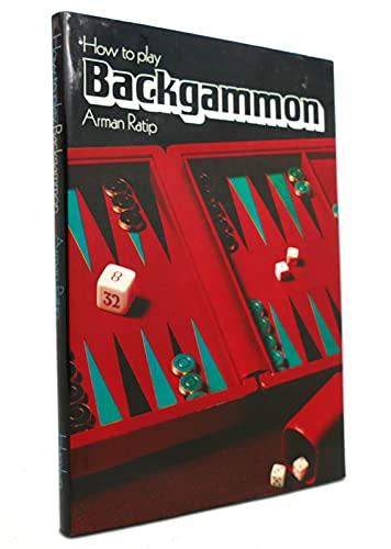 How to Play Backgammon: Ratip, Arman