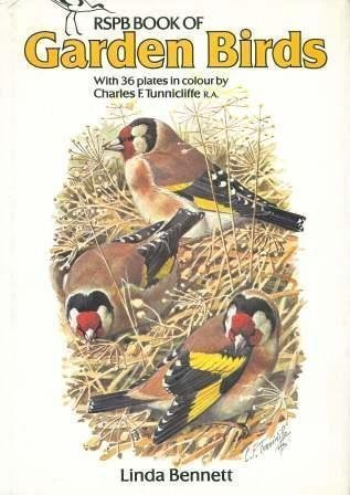 RSPB Book Of Garden Birds