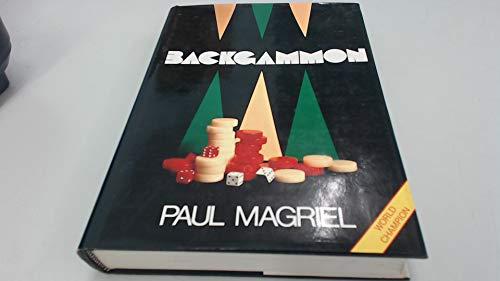 9780600314554: Backgammon