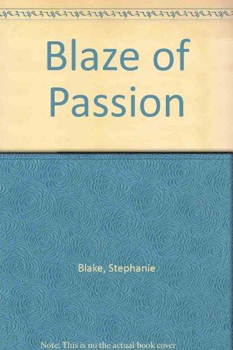 9780600315421: Blaze of Passion