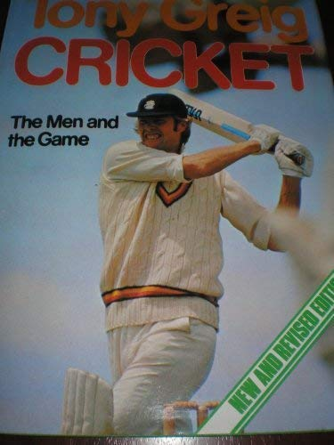 9780600319955: Cricket: The men and the game