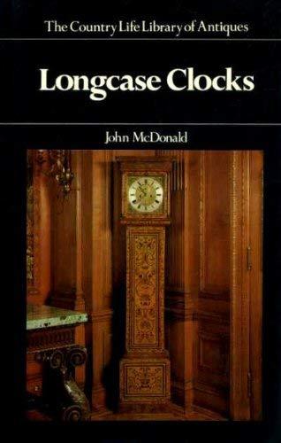 Longcase Clocks: McDonald, John N.