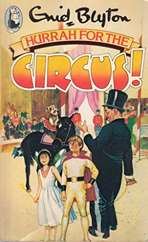 9780600321422: Hurrah for the Circus (Beaver Books)