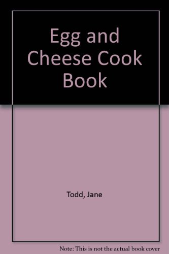 9780600322177: Egg and Cheese Cook Book