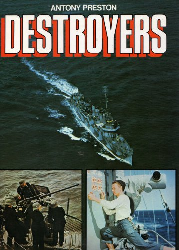 9780600329558: Destroyers: An Illustrated History