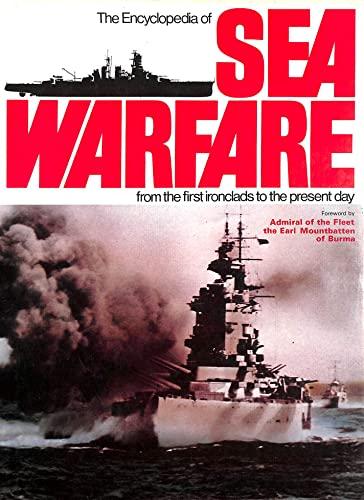 9780600331117: Encyclopaedia of Sea Warfare (A Salamander book)