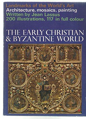 9780600331339: Early Christian and Byzantine World (Landmarks of Wld. Art S)