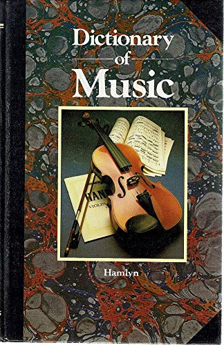 9780600332114: Dictionary of Music