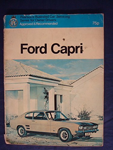 9780600334507: Ford Capri (Illustrated Car Servicing)
