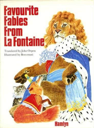 Favourite Fables From La Fontaine
