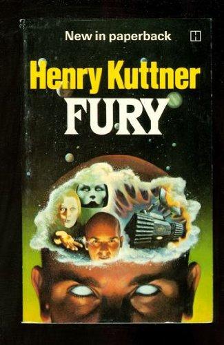9780600336518: Fury (U.K.)
