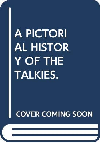 9780600337805: Pictorial History of the Talkies.