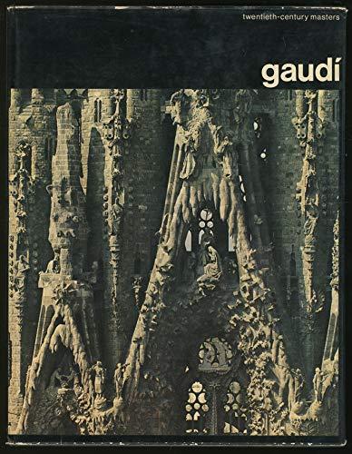 Twentieth- Century Masters: Gaudi: Masini, Lara Vinca