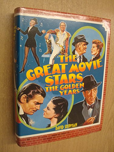 9780600338178: Great Movie Stars: The Golden Years v. 1