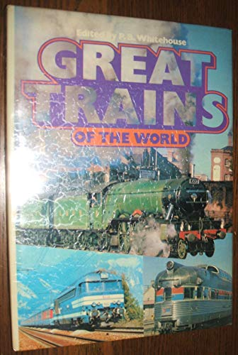 Great trains of the world: n/a