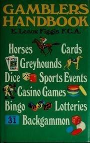 9780600340119: Gamblers' Handbook