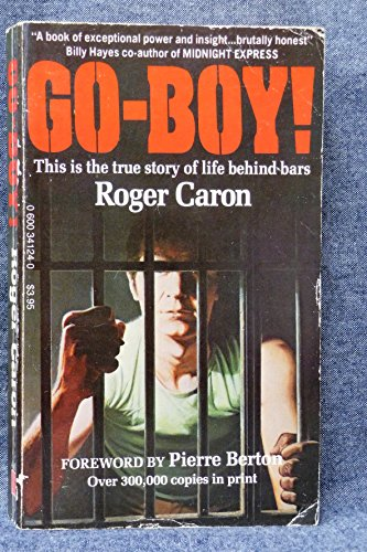9780600341246: Go-Boy!: The True Story of a Life Behind Bars
