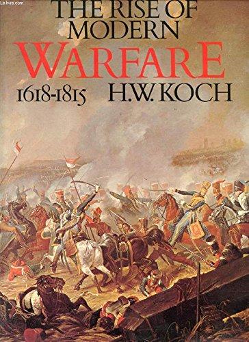 9780600341659: Rise of Modern Warfare, 1618-1815
