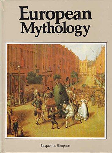 9780600342915: European Mythology