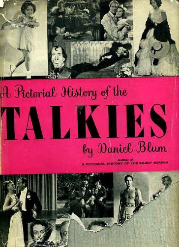 9780600342960: A Pictorial History of the Talkies.