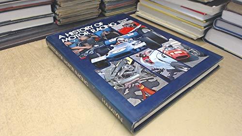 9780600343011: History of Motor Racing