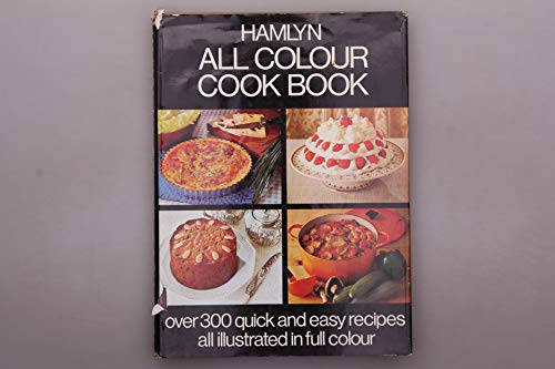 9780600343349: Hamlyn All Colour Cookbook (Hamlyn All Colour Cookbooks)