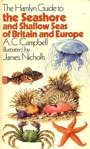 9780600343967: Hamlyn Guide to the Seashore and Shallow Seas of Britain and Europe