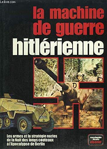 9780600345008: Hitler's War Machine (A Salamander Book)