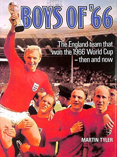 Boys of '66: Martin Tyler
