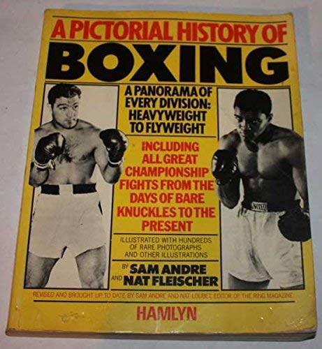 9780600346654: Pictorial History of Boxing