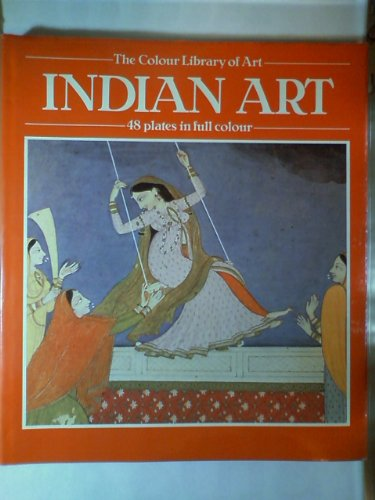 9780600347033: Indian Art (Colour Library of Art)