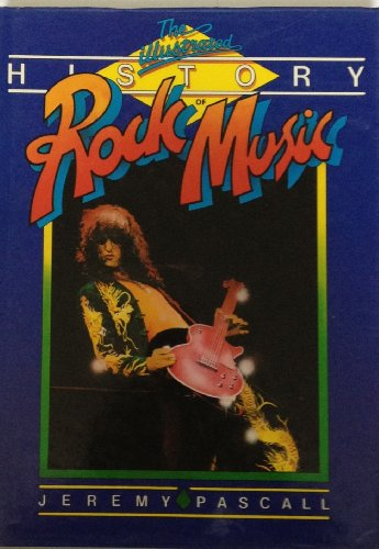 9780600347187: Illustrated History of Rock Music
